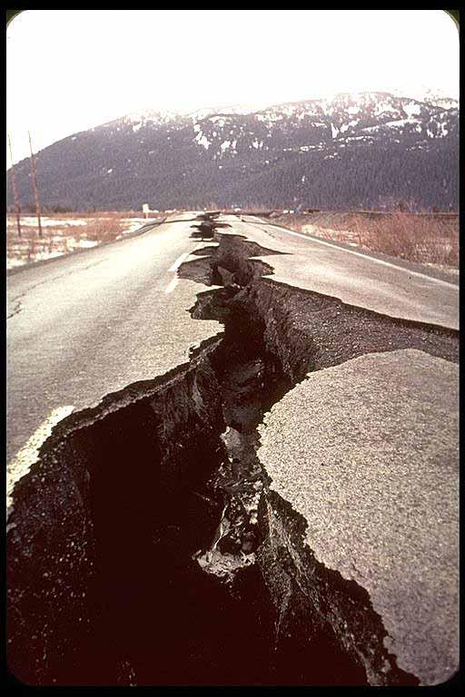 Землетрясение в Канаде Возможно в Любое Время.