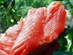 Малосольная Красная Рыба(рецепт)