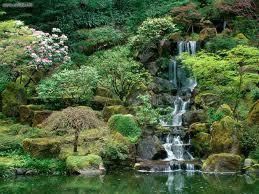 Японский сад. Камни на участке