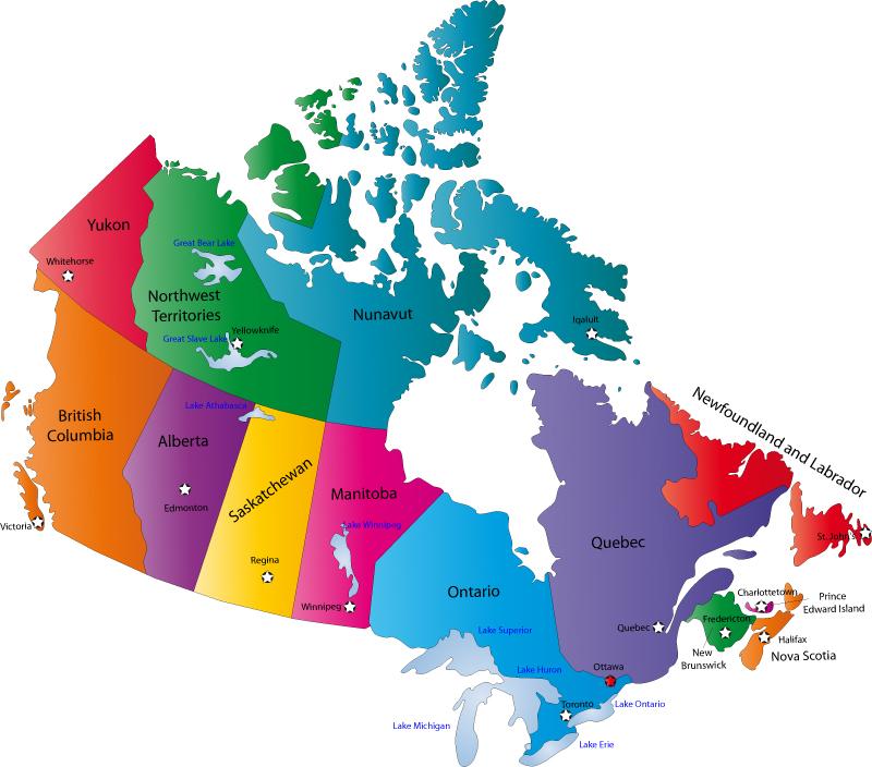 Организация Деловых Туров по Канаде