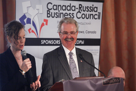 Канада и Россия Работают Вместе