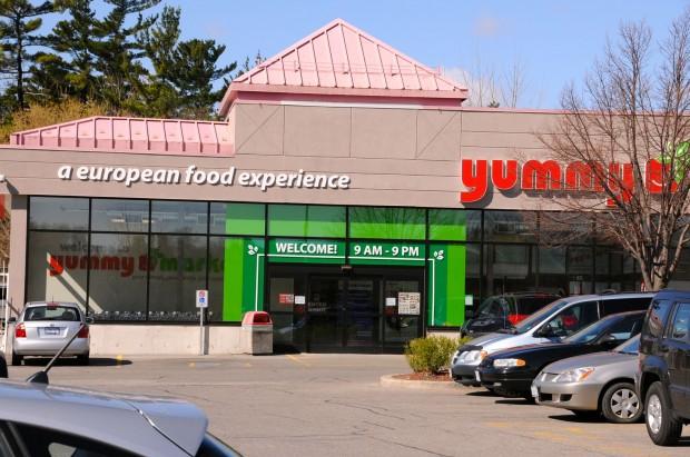 Русский Магазин в Торонто