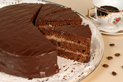 Торт Прага. Рецепт