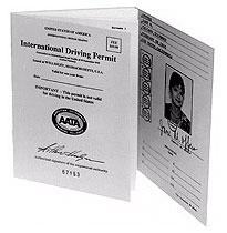 Международное Водительское Удостоверение для Канадцев