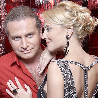Леонид Агутин и Анжелика Варум в Ванкувере