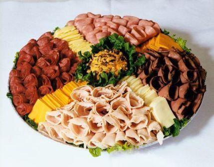 Блюда Праздничного Стола