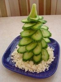праздничное блюдо
