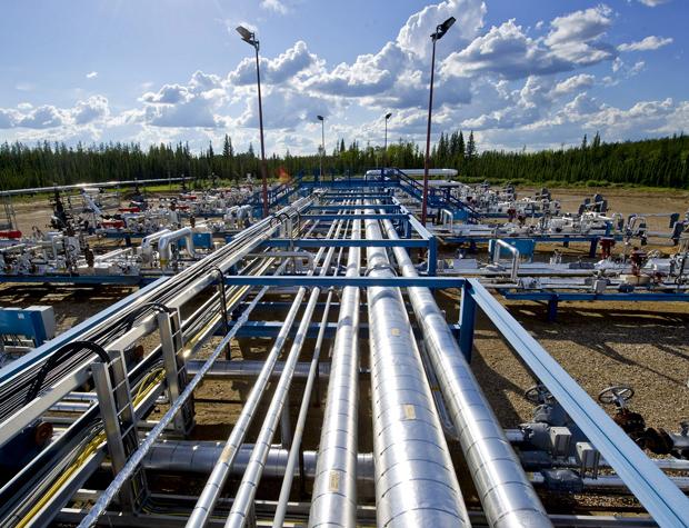 Энергетика Канады