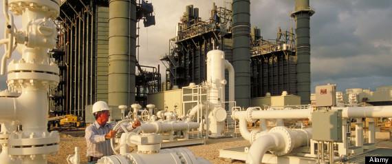 Природный газ Канады