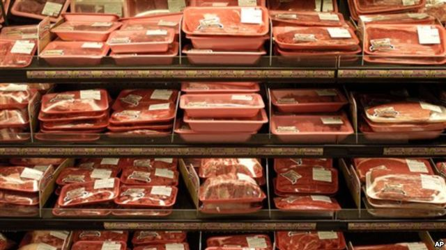 Импорт Мяса из Канады
