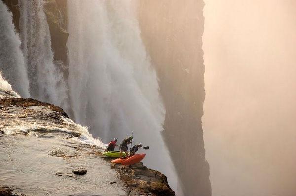 Ванкувер,водопад
