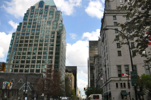 Центр Ванкувера