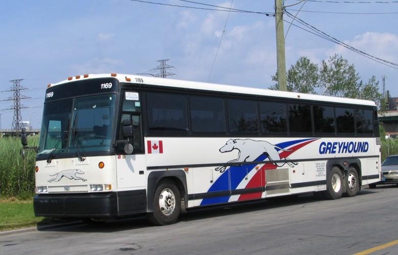 Сумашедший в автобусе
