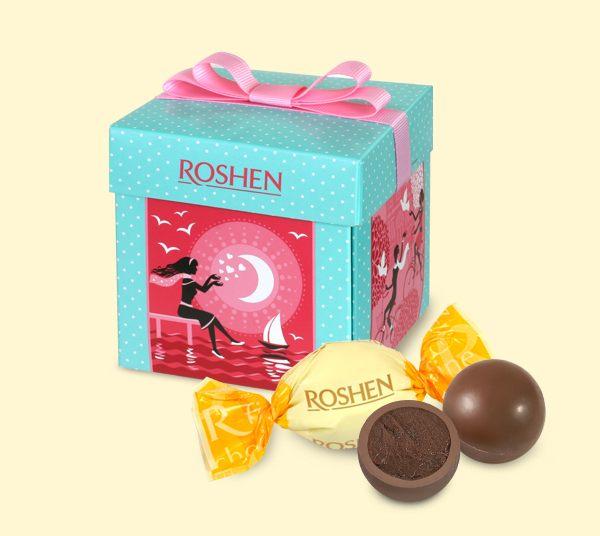 Подарок Рошен